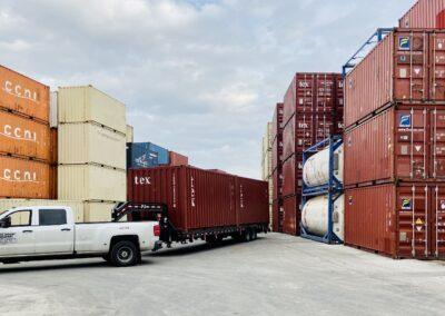 hotshot truck trailer
