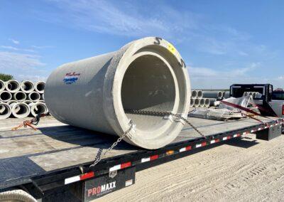 big load hotshot trailer